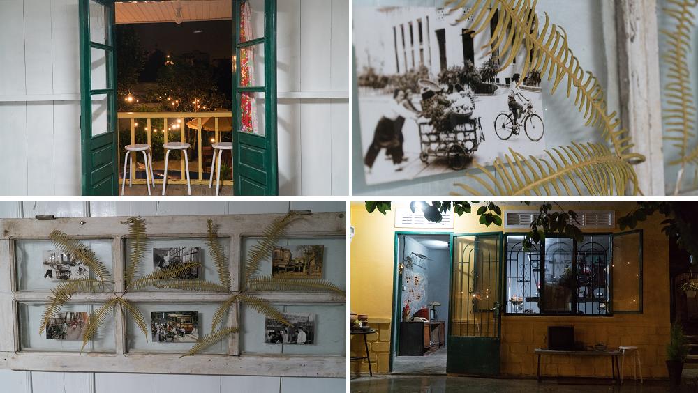 """Cùng cô ba Hà thành """"lạc trôi"""" về thời bao cấp ở Hanoi Home Đà Lạt"""