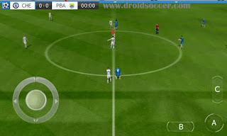 Download DLS 17 Mod UEFA Champions League