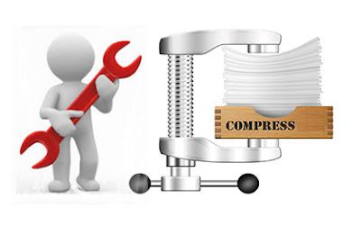 Cara Mudah Mengkompres File Menjadi Kecil dengan WinRar