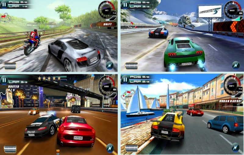 free download asphalt 5 sd data for android