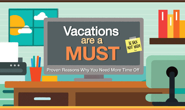 Vacations Are A Must: Proven Reasons Why You Need More Time Off