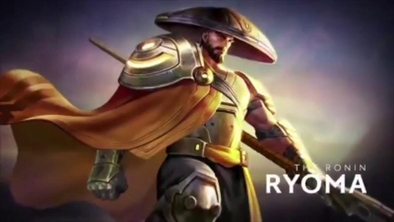Aov Ryoma The Ronin