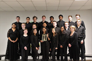 Franklin High School Repertory Orchestra (Diane Plouffe, director)