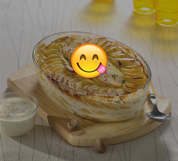 كيفية تحضير البطاطا المحمرة بالجبنة