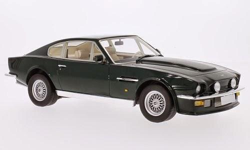 Aston Martin V8 Vantage Metallic Green 1977