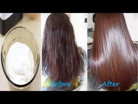 EMERGENCY HAIR REPAIR TREATMENT  TOP 5 DIY