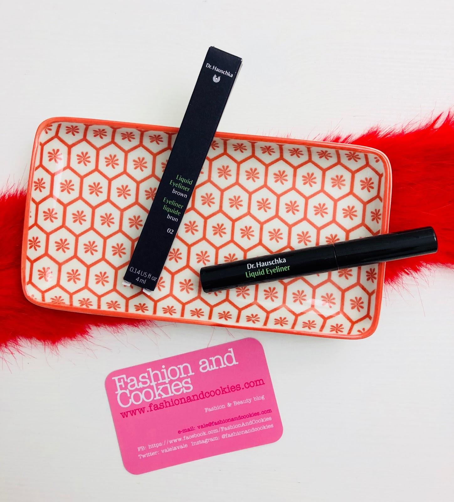 Liquid Eyeliner di Dr. Hauschka: uno sguardo più bello su fashion and cookies beauty blog, beauty blogger