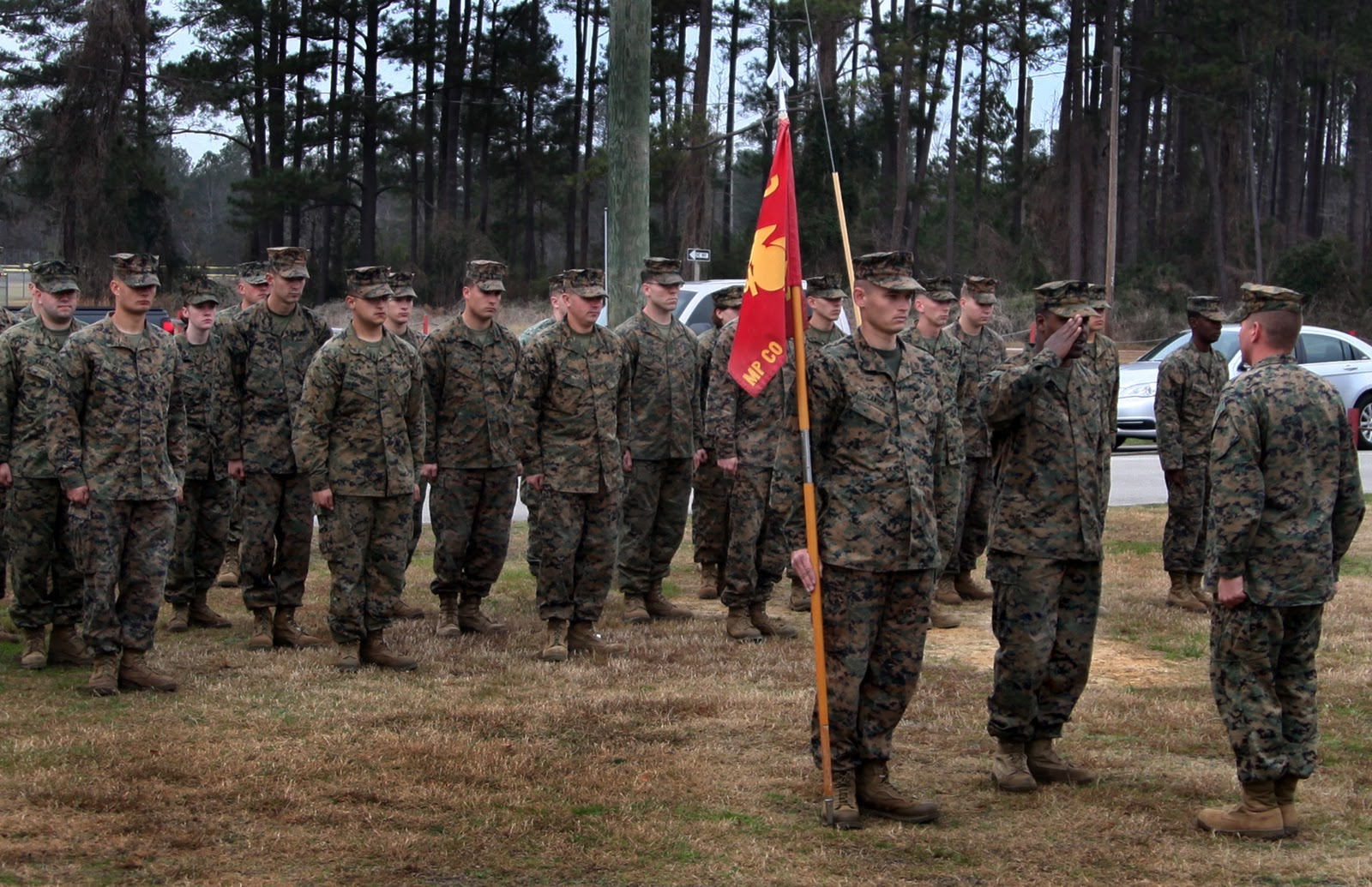 SNAFU!: USMC Military Police changing to Law Enforcement ...
