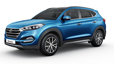 The all new Hyundai Tucson Best Hd Photo