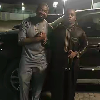 Olamide Deletes Photo With Don Jazzy on His Instagram Page Days After Mavin Boss Clears His IG