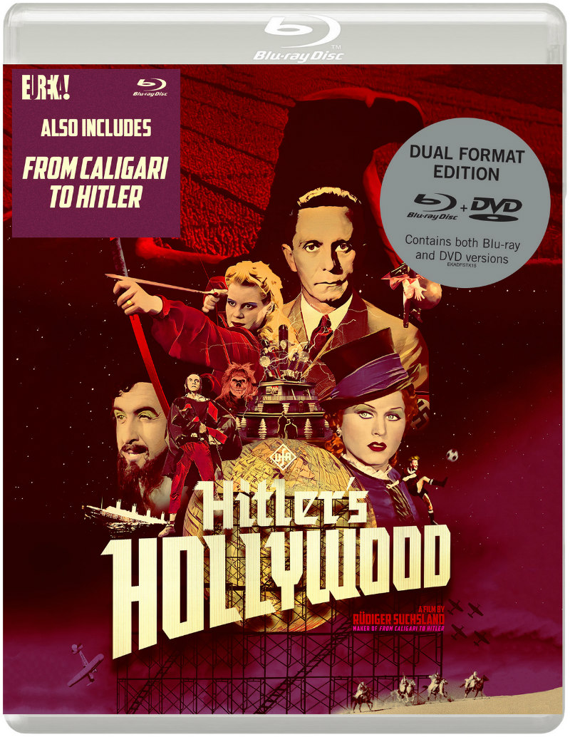 hitler's hollywood blu-ray