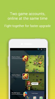 Free Download Parallel Space-Multi Accounts APK Full Version