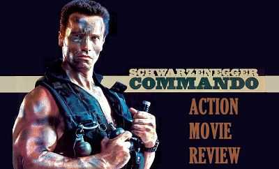 Commando (1985) 400mb Movie Hindi - Tamil - Telugu - Eng Download