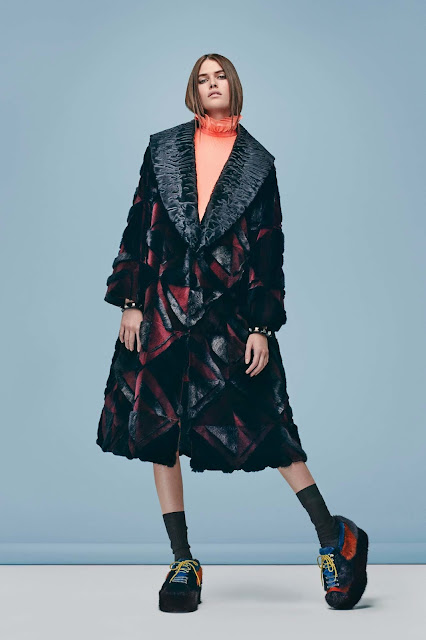 Fendi Pre-Fall 2016 RTW by Cool Chic Style Fashion
