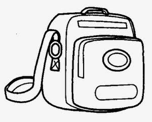 20 Gambar Kartun Beg Sekolah Kumpulan Gambar Kartun