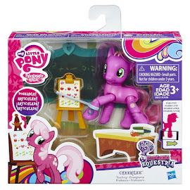 MLP Posable Figures Wave 2 Cheerilee Brushable Figure