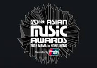 Nominasi MAMA Mnet Asian Music Awards 2015