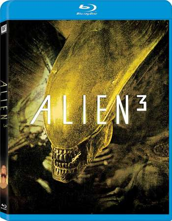 Poster Of Alien³ 1992 English 400MB BRRip 480p ESubs Free Download Watch Online