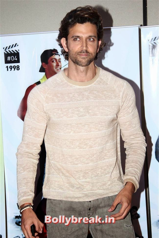 Hrithik Roshan, Vashu Bhagnani's Puja Films 25 Film Completion Party