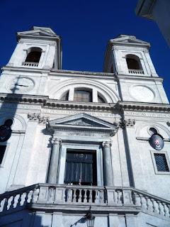Igreja Trindade dos Montes