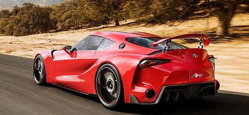 Toyota Supra Sport 2018 Car Release Date