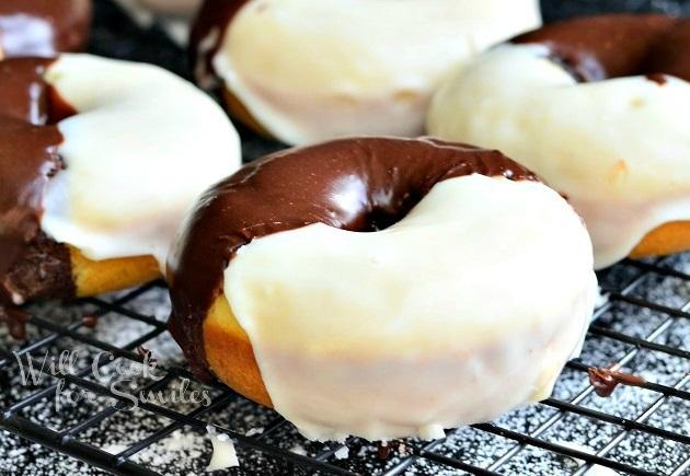 el yapımı donut