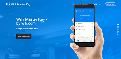 بهرنامهیهمی بههیز بۆ دهست كهوتنی رهمزی وایفای WiFi Master Key