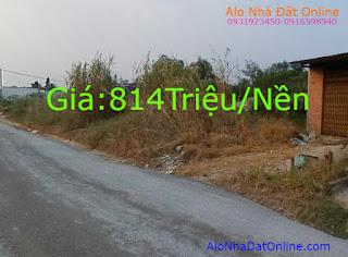 Bán Đất Nền Phong Phú Bình Chánh