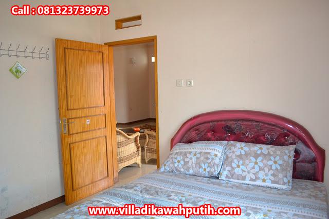 Booking villa di area wisata kawah putih dari sukabumi
