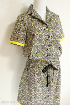 Liberty Shirt Dress