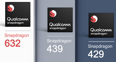 Qualcomm Snapdragon 632, Snapdragon 439, Snapdragon 429 Processor with Dual VoLTE Announced