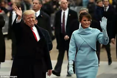 Ralph Lauren's share price climbs after Melania Trump wears the brand for Donald's inauguration