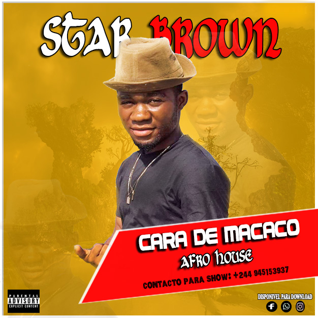 Star Brown - Cara De Macaco (Afro House) ( Prod Nuxbeat )
