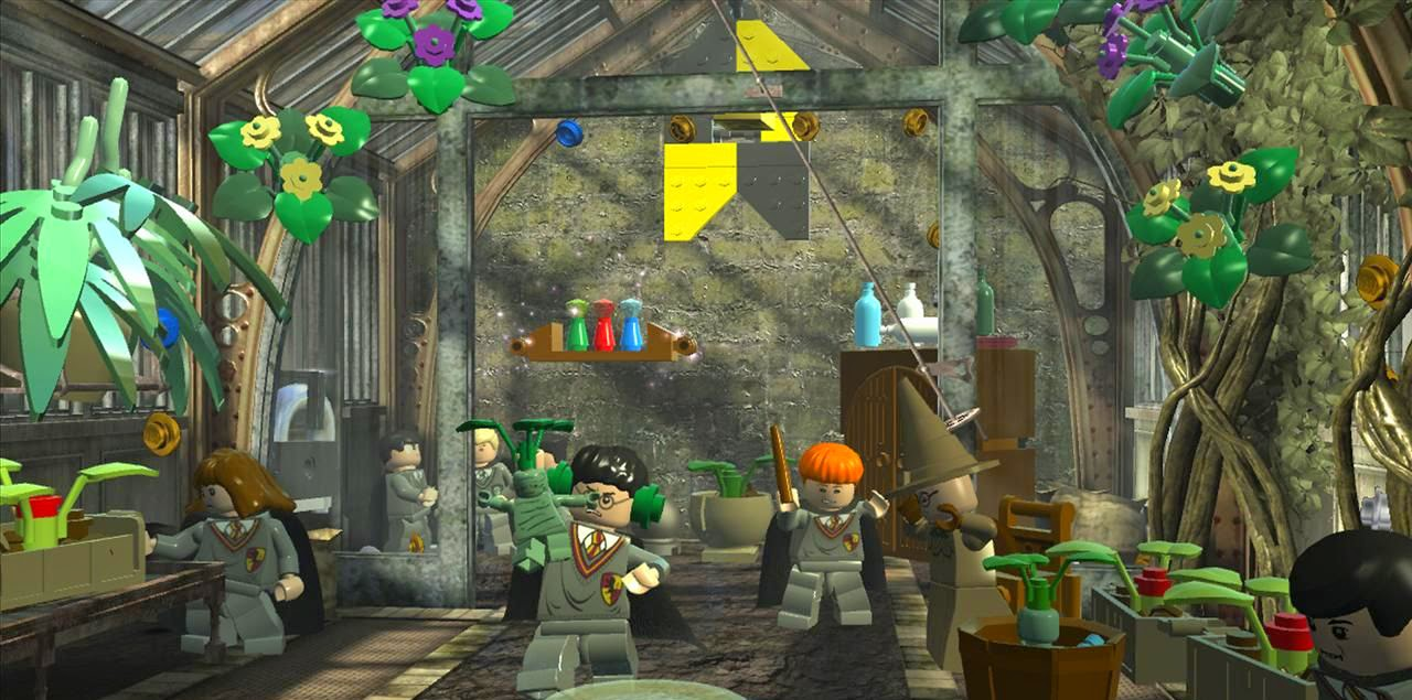 Cheat Lego Harry Potter: Years 1-4 PS3