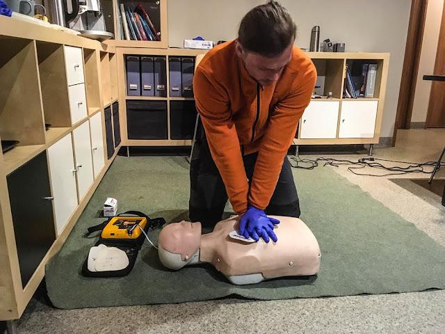 Szkolenie instruktorskie PADI EFR - freediving, nurkowanie