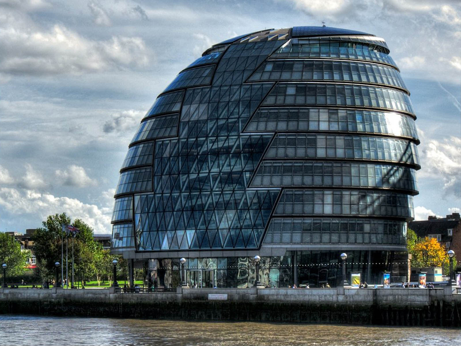Wallpapers London City Hall Photos And