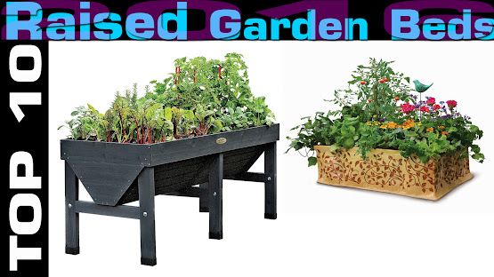 Top 10 Review Products-Top 10 Raised Garden Beds 2016 v2