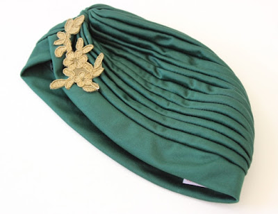 OI 1617 - Natural - Oro Verde 14 - Turbante