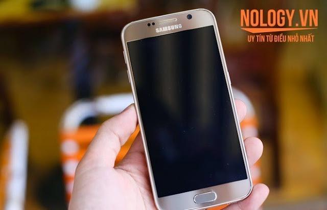 Lý do nên chọn mua Samsung Galaxy S6 2 sim cũ
