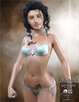 Selenia for Genesis 3 Female