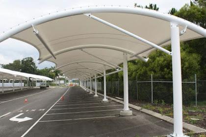 Harga Tenda Membrane Per Meter dan Pemasangan