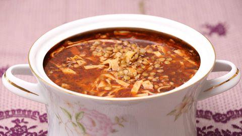 yöresel çorba tarifleri