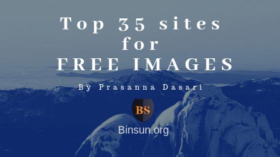 Free Images - Prasanna Dasari