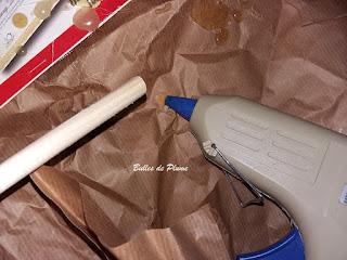 Bulles de Plume - DIY Baguette de sorcier