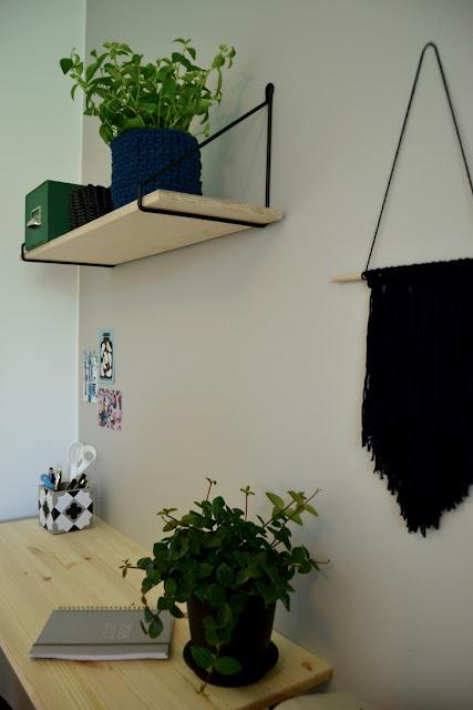 DIY työpöytä