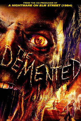 The Demented 2013 DVD R1 NTSC Latino