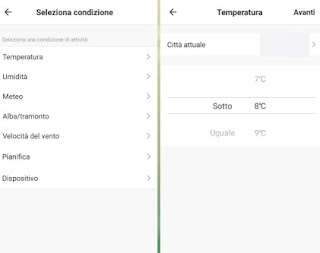 Monitor temperatura