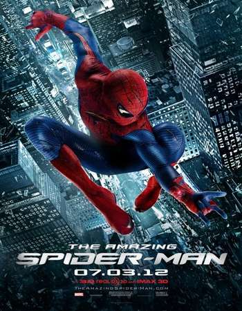 The Amazing Spider-Man 2012 Hindi Dual Audio 700MB BluRay 720p ESubs HEVC