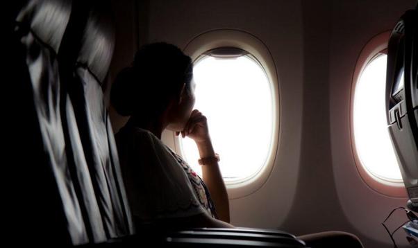 Mengatasi Fobia Naik Pesawat Terbang