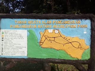 Taman Wisata Cagar Alam Pangandaran